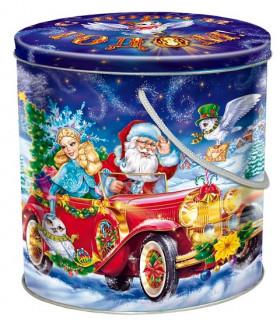 """Новогодний подарок с Магнитиком  """"Мистер Дед Мороз"""" 500 гр."""
