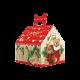 """Новогодний подарок Домик """"Звездный мишка"""" 500 гр."""