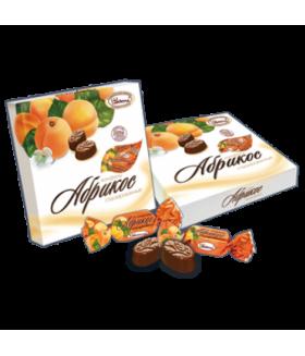Набор конфет Абрикос в шоколадной глазури 250 гр.
