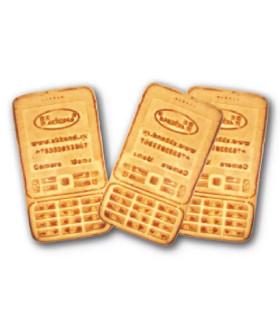 печенье  Телефончики  100 гр.