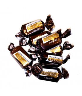 мини шоколад АККОНД горький 100 гр.