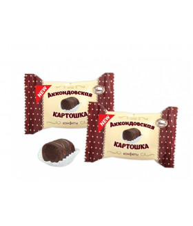 конфеты Аккондовская КАРТОШКА 100 гр.