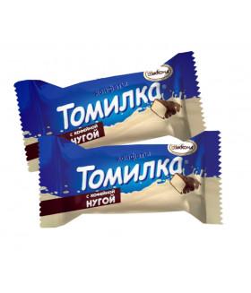 конфеты Томилка с кофейной нугой 100 гр.