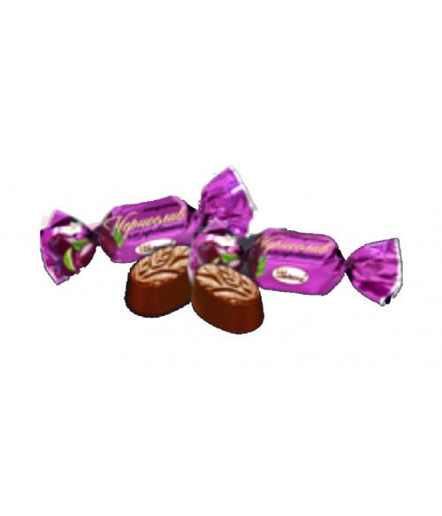 конфеты Чернослив глазированный с цельным миндалем 100 гр.