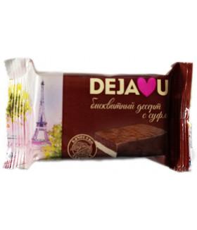 бисквитный десерт Дежавю в глазури 100 гр.