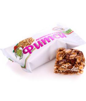 конфеты Фитси (Fitsy) мультизлаки и клюква 100 гр.