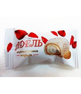 конфеты АДЕЛЬ с цельным миндалём 100 гр.
