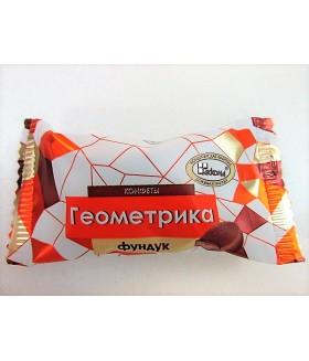 конфеты Геометрика фундук 100 гр.