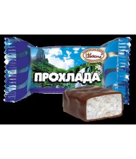 конфеты Прохлада с кокосом 100 гр.
