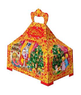 "Новогодний подарок с Магнитиком ""Ларец Новогодняя сказка"" 1000 гр."