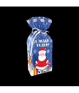 """Новогодний подарок """"Мешок Деда Мороза малый"""" 500 гр."""