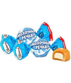 конфеты Молочная речка 100 гр.