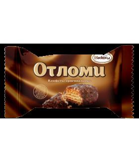 конфеты Отломи глазированные 100 гр.
