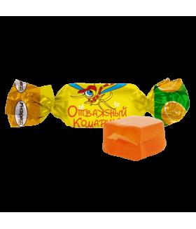конфеты Отважный комарик со вкусом Апельсина 100 гр.