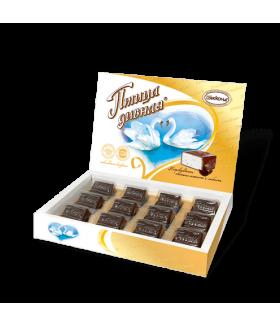 Набор конфет Птица дивная Премиум 370 гр. (натуральный шоколад)