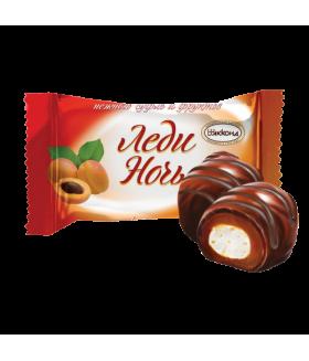 конфеты Леди Ночь с курагой 100 гр.