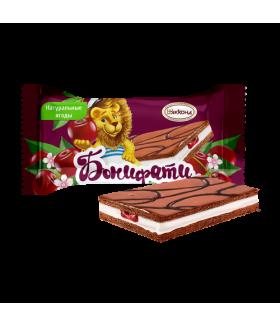 десерт Бонифатти вишня 100 гр.