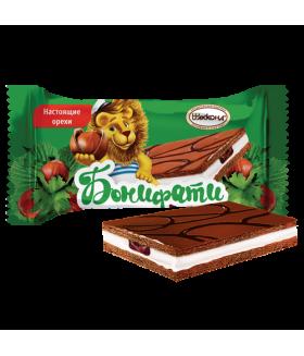 десерт Бонифатти фундук 100 гр.