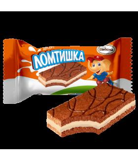 десерт Ломтишка карамелизированное молоко 100 гр.