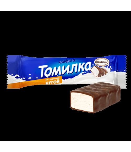 конфеты Томилка со сливочной нугой 100 гр.