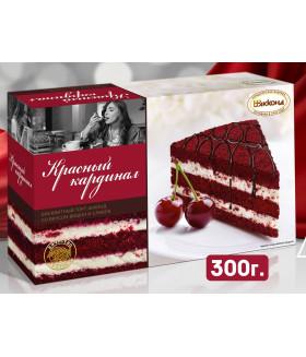 """торт бисквитный """"Красный Кардинал"""" 300 гр."""