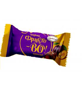 конфеты Фрукто-ВО! чернослив 100 гр.