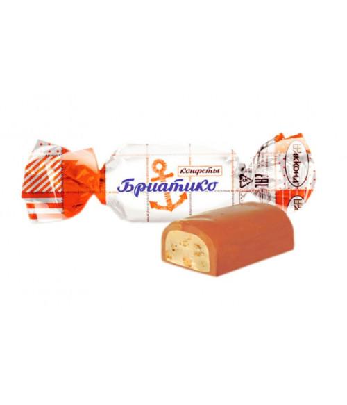 конфеты Бриатико карамелизированное молоко 100 гр.