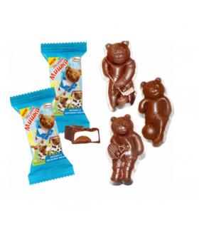 конфеты Звёздный мишка с ореховым кремом 100 гр.
