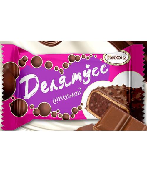 десерт Делямусс шоколад 100 гр.