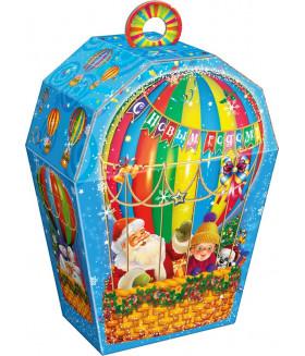 """Новогодний подарок с Магнитиком """"Воздушный шар"""" 1000 гр."""
