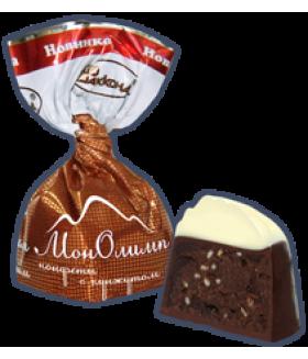 конфеты МонОлимп с кунжутом 100 гр.